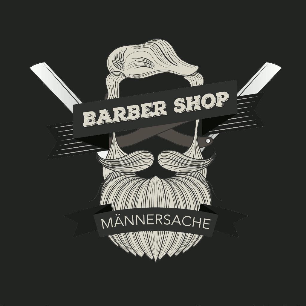 Peggy Schön Barbershop Logo